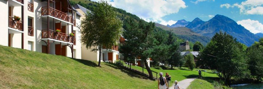 résidence de vacances en France